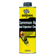 BARDAHL COMMON RAIL DIESEL INJECTOR CLEANER purkštukų valiklis 500ml