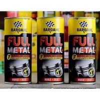 3vnt x Bardahl Full Metal - Trintį mažinantis tepalo priedas 400ml