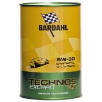 Tepalas BARDAHL Technos  C60 5w30 Exceed 1l