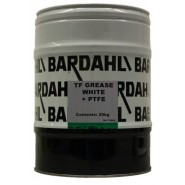 Tepalas BARDAHL TF GREASE WHITE (+PTFE)  18kg