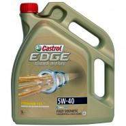 Alyva CASTROL Edge Turbo Diesel Titanium FST 5w40 5L