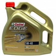 Alyva CASTROL Edge Turbo Diesel Titanium FST 5w40 4L
