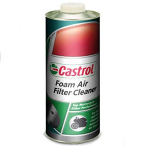 Foam Air Cleaner : Castrol foam air filter cleaner l