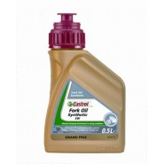 CASTROL FORK Oil 5W Synthetic 0,5L