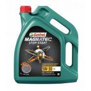 Alyva CASTROL Magnatec Stop Start C2 5w30 5L