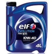 Alyva ELF Evolution 700 STI 10W40 4L