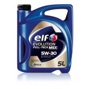 Alyva ELF Evolution Fulltech MSX 5W30 5L