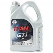 0W30 TITAN GT1 LL-12 FE 5L