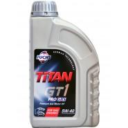 FUCHS TITAN GT1 PRO GAS 5W40 1L