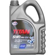 FUCHS TITAN SYN PRO GAS 10W40 4L