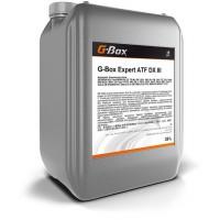 Automatinių transmisijų alyva G-Box Expert ATF DX III 20 L