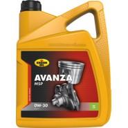 Pilnai Sintetinė Alyva Kroon-Oil Avanza MSP 0W-30 5L