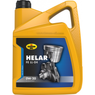 Pilnai Sintetinė Alyva Kroon-Oil Helar FE LL-04 0W-20 5L