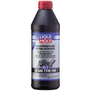 Liqui Moly - Vollsynthetisches Hypoid Getriebeol LS SAE 75W-140 GL-5 1L