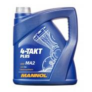 MANNOL 4-TAKT PLUS 10W-40 4L