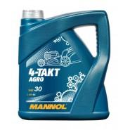 MANNOL 4-TAKT AGRO SAE-30 4L