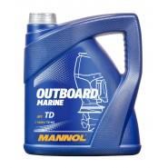 MANNOL OUTBOARD MARINE 4L