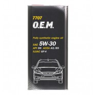 MANNOL 7707 O.E.M. for Ford Volvo 5W-30 1L