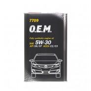 MANNOL 7710 O.E.M. for Toyota Lexus 5W-30 4L