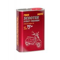 MANNOL 7805ME SCOOTER 2-TAKT PREMIUM 1L
