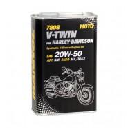 MANNOL 7808 V-TWIN for Harley Davidson 1L