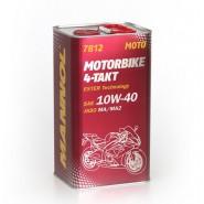 MANNOL 7812ME MOTORBIKE 4-TAKT 1L