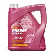 MANNOL ENERGY ULTRA JP 5W-20 4L