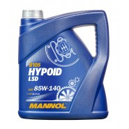 MANNOL HYPOID LSD SAE 85W-140 4L