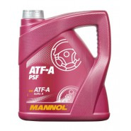 MANNOL ATF-A PSF Power steering fluid 4L
