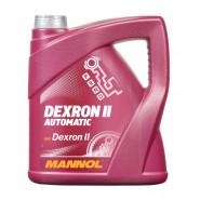 MANNOL DEXRON II AUTOMATIC 4L