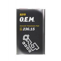 MANNOL MN 8215 O.E.M. ATF MB 236.15 1L