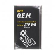 MANNOL 8217 O.E.M. ATF WS 4L