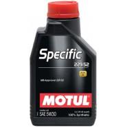 MOTUL SPECIFIC 229.52 5W30 1L