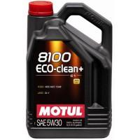 MOTUL 8100 ECO-CLEAN+ 5W30 5L