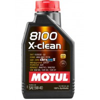 MOTUL 8100 X-CLEAN 5W40 1L