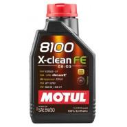 MOTUL 8100 X-CLEAN FE C2/C3 5W30 1L