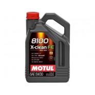 MOTUL 8100 X-CLEAN FE C2/C3 5W30 4L