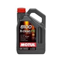MOTUL 8100 X-CLEAN FE C2/C3 5W30 5L