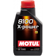 MOTUL 8100 X-POWER 10W60 1L