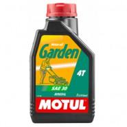 MOTUL GARDEN 4T SAE 30 1L
