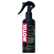 MOTUL HELMET & VISOR CLEAN M1 šalmo išorei 250ml