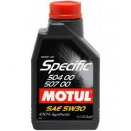 MOTUL SPECIFIC 504 00 507 00 0W30 1L