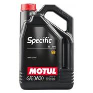 MOTUL SPECIFIC LL-12 FE 0W30 5L