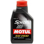 MOTUL SPECIFIC VW 50601 50600 50300 0w30 1L