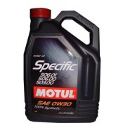 MOTUL SPECIFIC VW 50601 50600 50300 0w30 5L