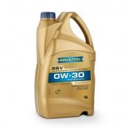 Alyva RAVENOL SSV Fuel Economy 0W30 (VOLVO) 4L