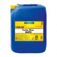 RAVENOL Turbo Plus SHPD 15W-40 20L
