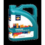 Alyva REPSOL CARRERA 5W50 4L