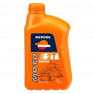 REPSOL MOTO SNOW 2T 1L