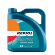 REPSOL NAUTICO Gasoline Board 4T 10W40 4L